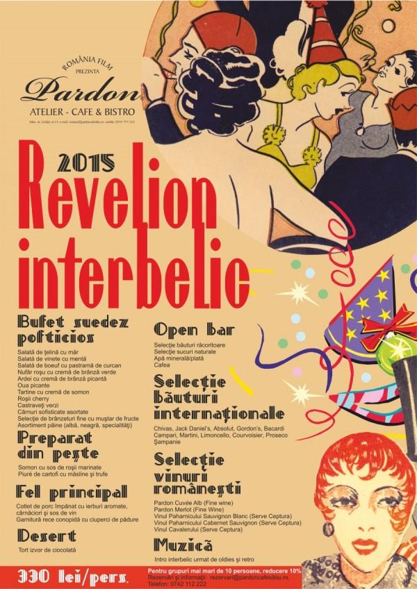 Revelion Interbelic 2015